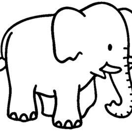 268x268 Free White Elephant Clipart, 1 Page Of Public Domain Clip Art