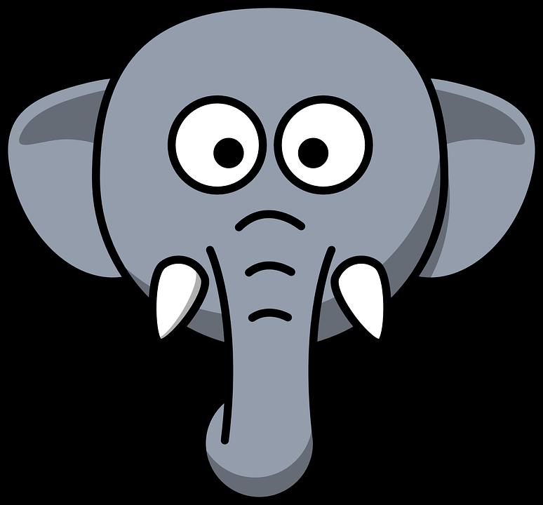 774x720 Trunk Clipart Big Elephant