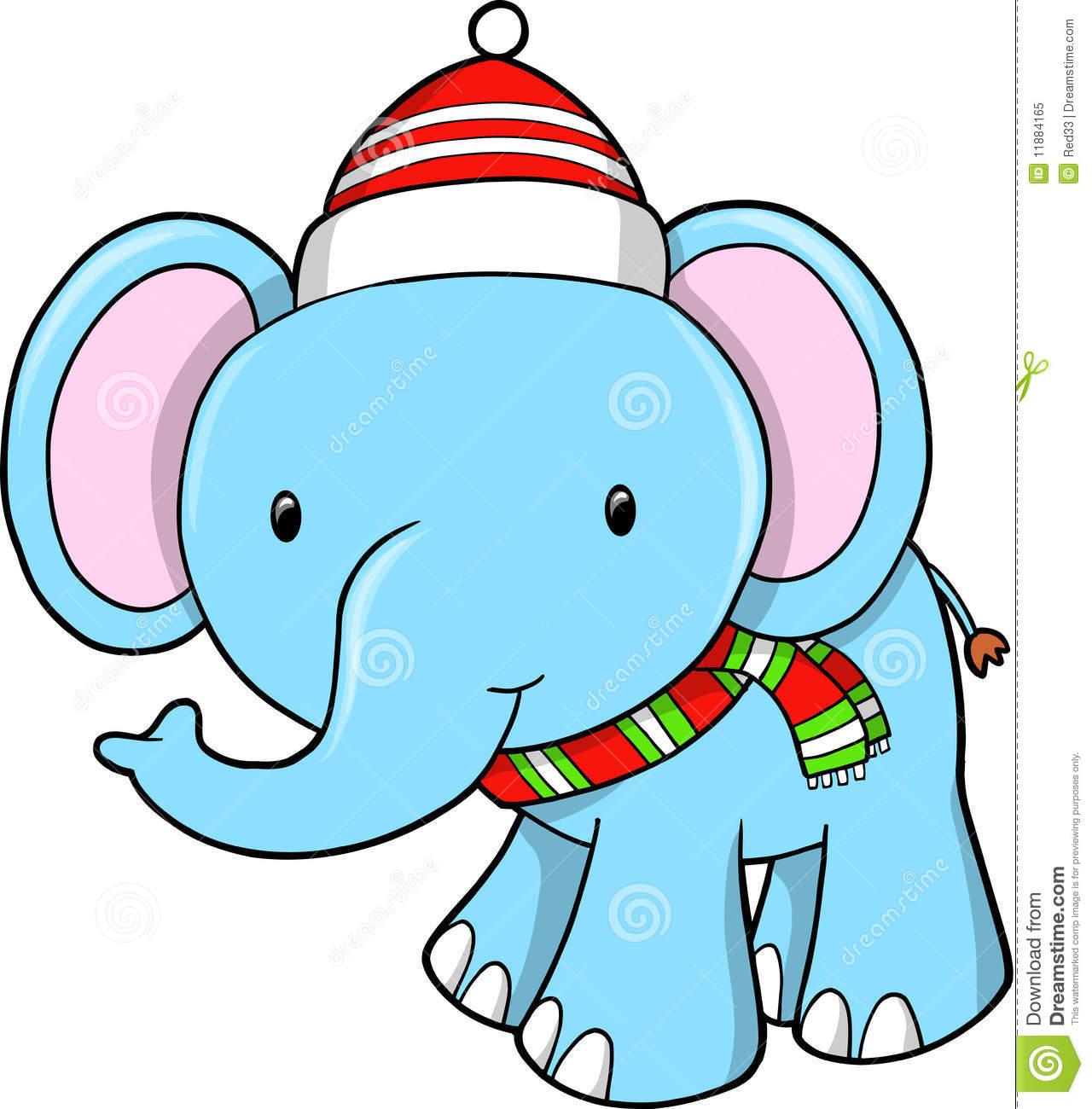 1280x1300 Christmas Elephant Clip Art Clipart