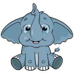 236x236 Funny Baby Elephant Clip Art Images.all Baby Elephant Cartoon