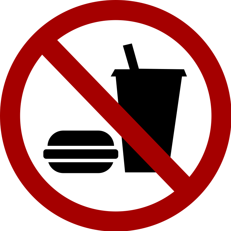 800x800 Food Signs Clipart