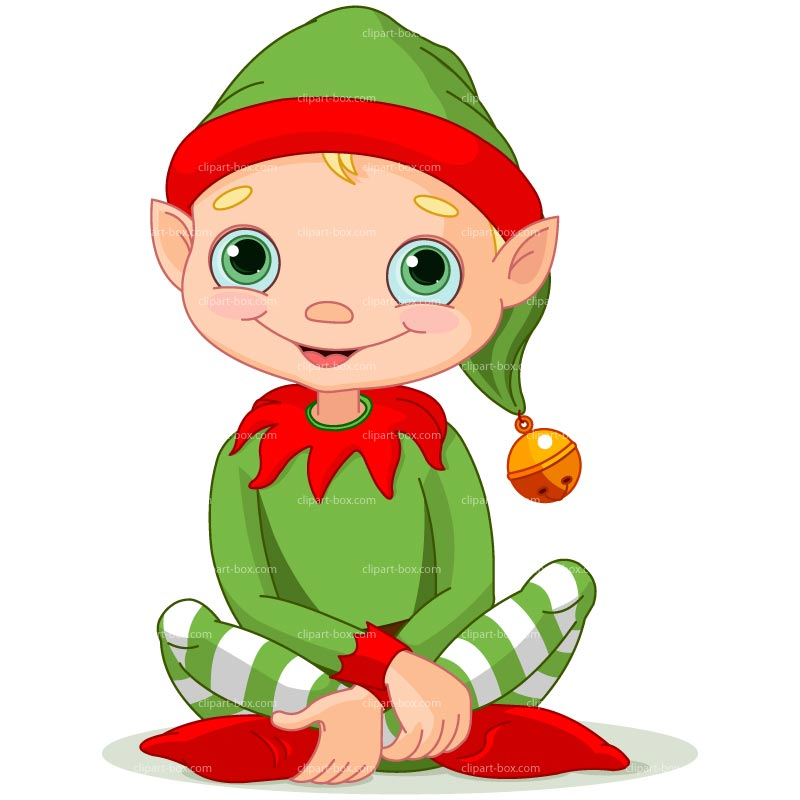 800x800 Elf Clipart Cartoon