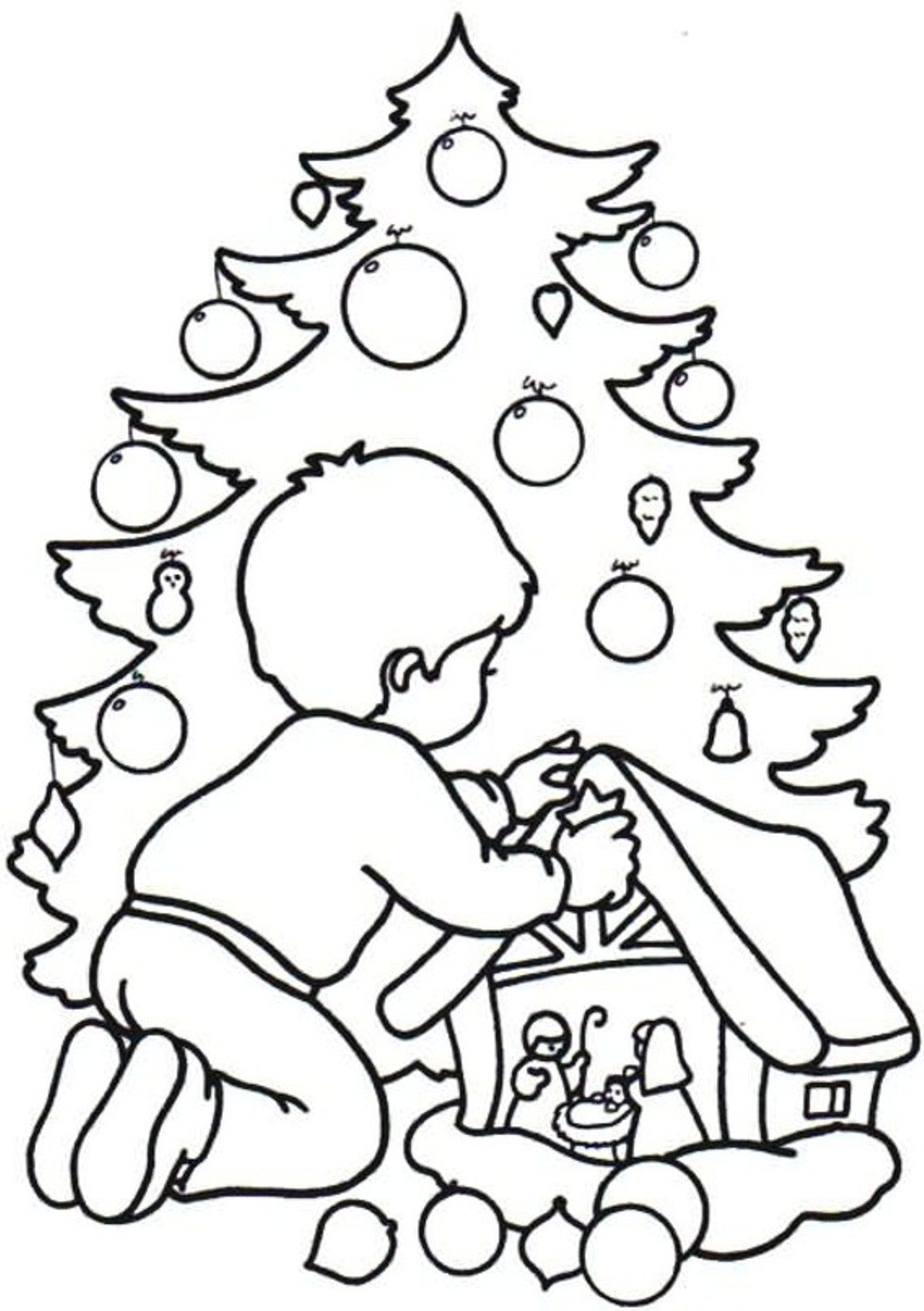 1198x1699 Craft Christmas Elf Coloring Pages Of