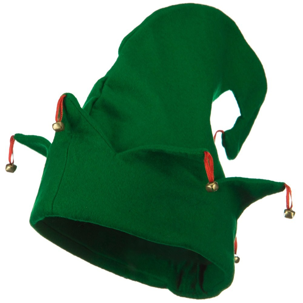 1000x1000 Elf Hats With Ears Clip Art Cliparts