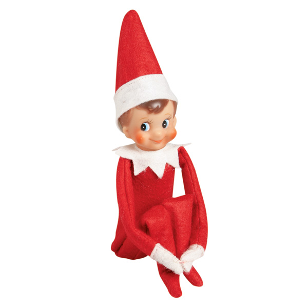 600x600 Elf On The Shelf Color Pages