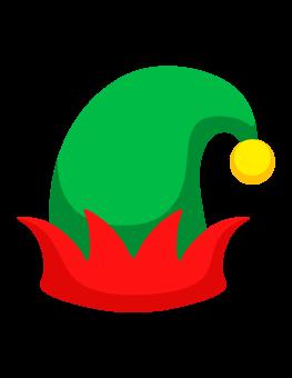 263x340 Elf Hat Clipart