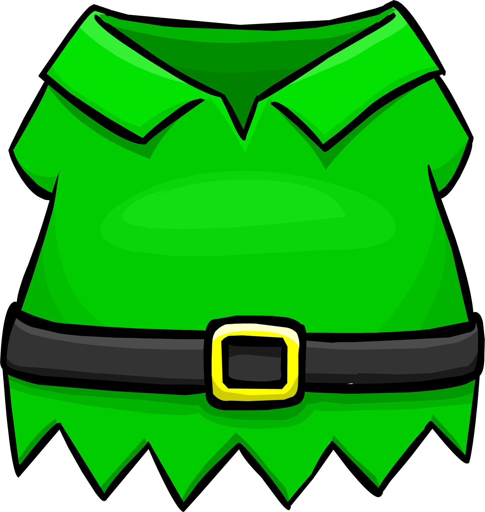1612x1701 Elf Suit Club Penguin Wiki Fandom Powered By Wikia