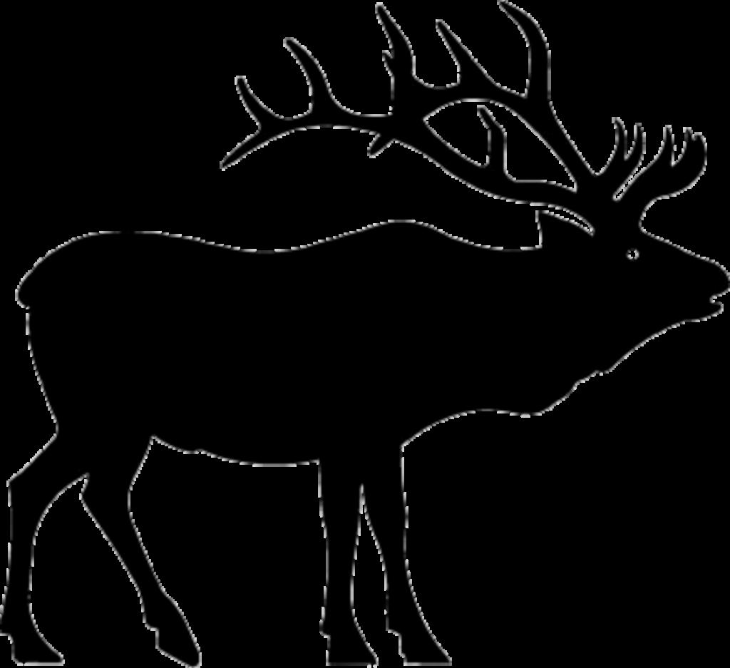 1024x937 Pretentious Inspiration Elk Clip Art Top 83 Clipart Free Image