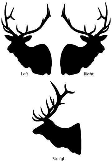Elk Clipart Black And White Free Download Best Elk Clipart Black