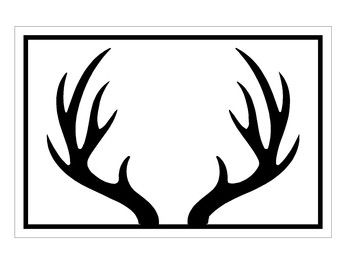340x270 Deer Antler Clip Art Use These Free Images For Your Websites