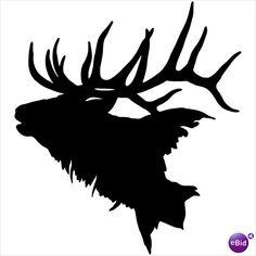 236x236 Elk Silhouette Clip Art Many Interesting Cliparts