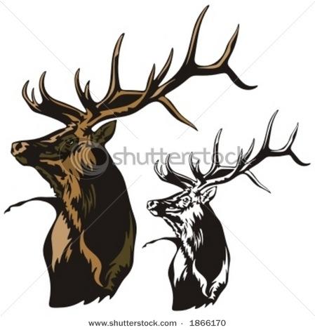 449x470 Top 83 Elk Clipart
