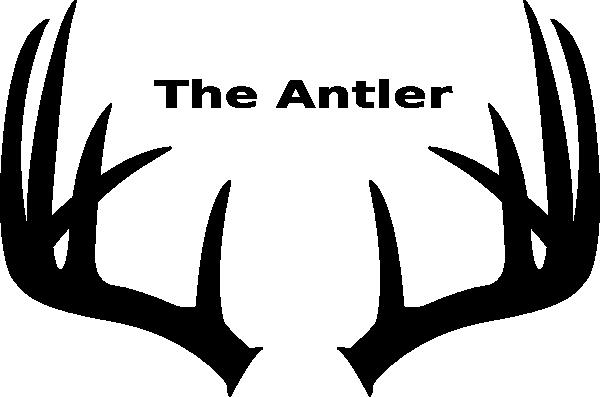 600x397 Antler 3 Clip Art