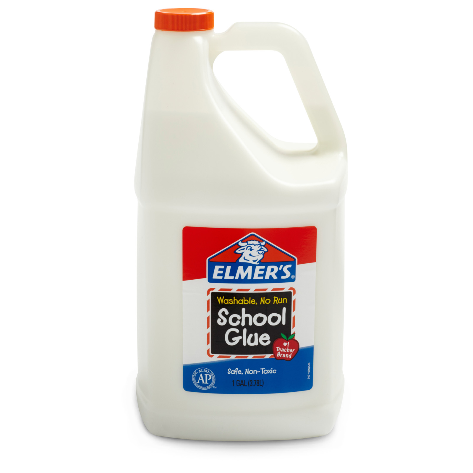 1600x1600 Washable School Glue, 1 Gallon