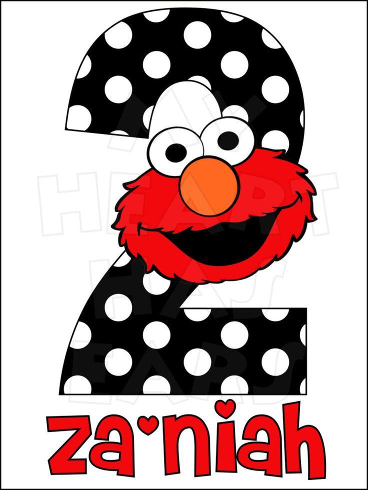 736x980 Elmo Digital Clipart