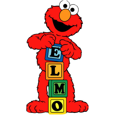 392x392 Pin by Blonyale BeBe Walker on DIY and CrAfts Elmo