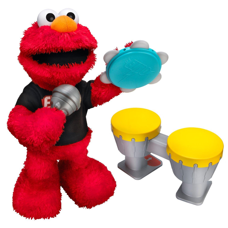 1500x1500 Sesame Street Let's Rock Elmo, Electronic Pets