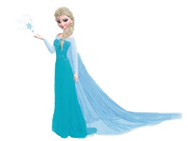 600x450 Gallery For Gt Elsa Frozen Clipart