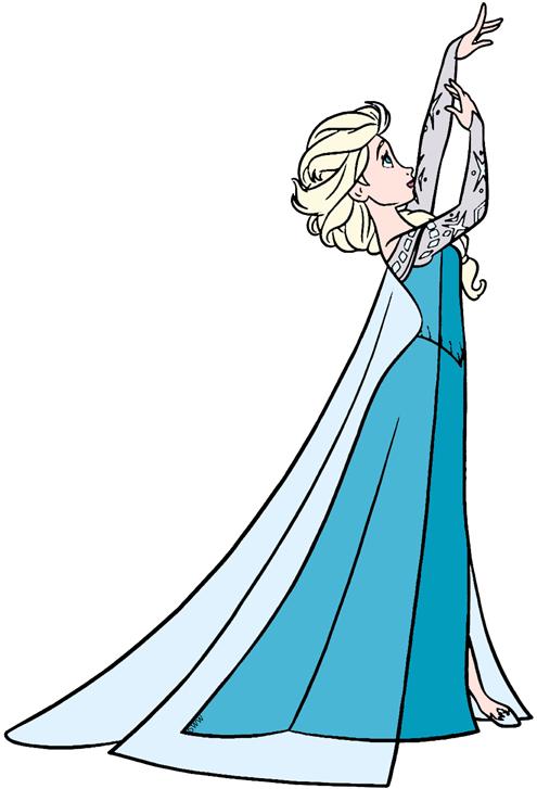 495x727 Disney's Frozen Clip Art Disney Clip Art Galore
