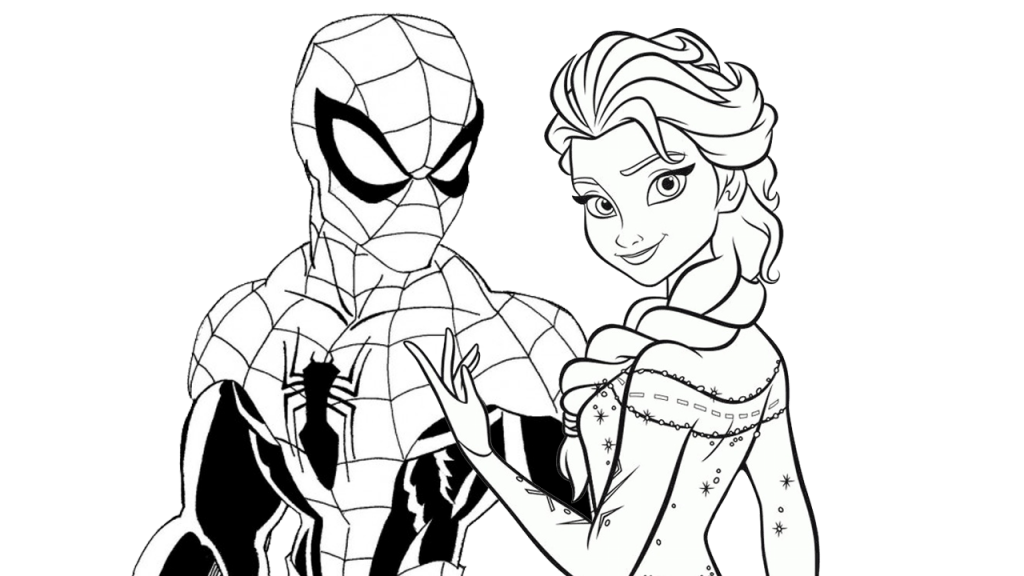 Elsa Coloring Pages | Free download best Elsa Coloring Pages on ...