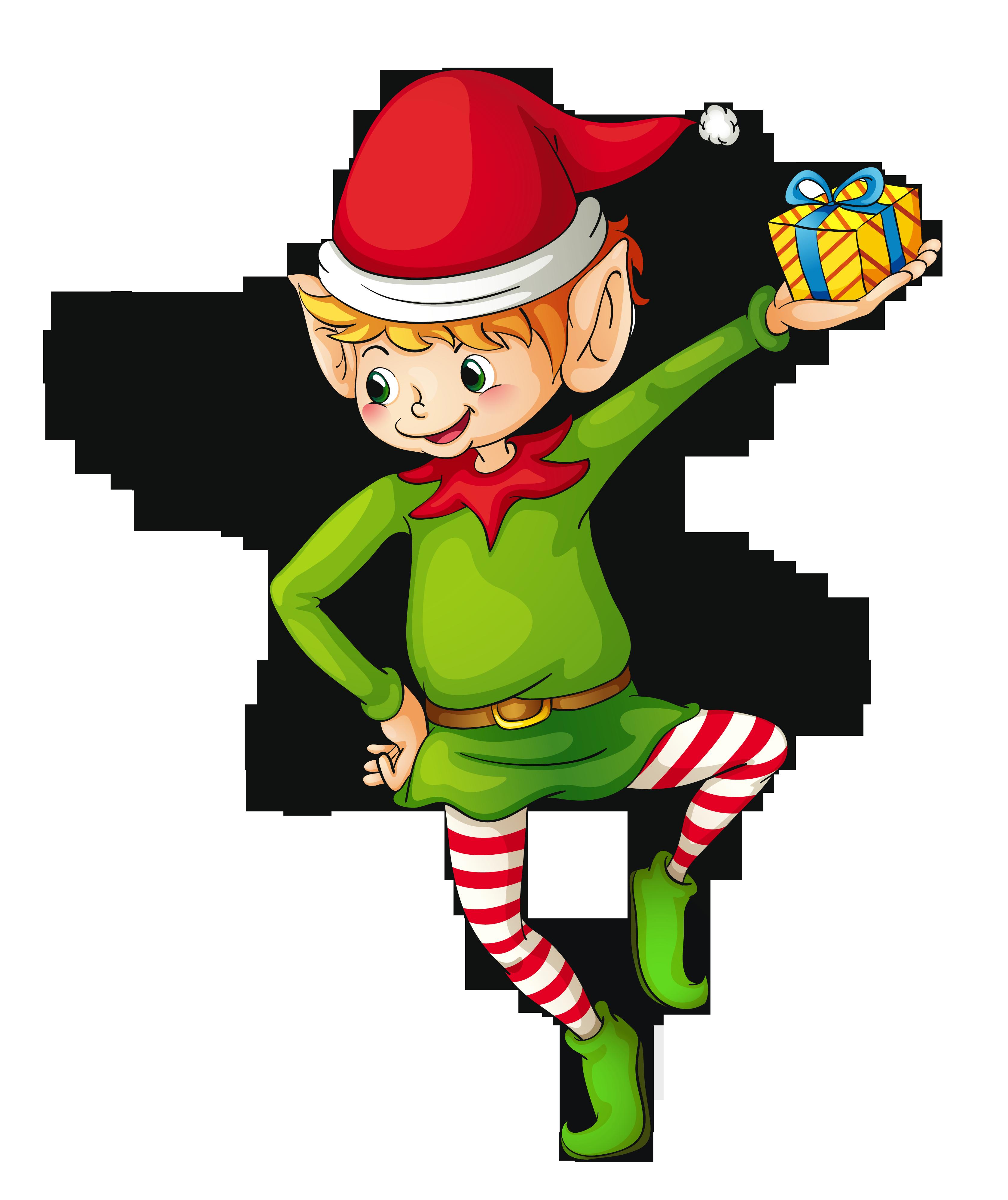 3354x3993 Elf Clipart Cute