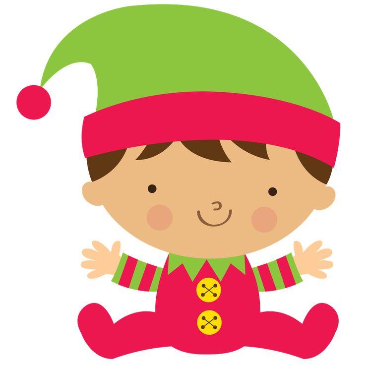 736x736 Baby Elf Elf Clip Art Merry Christmas Amp Happy New Year Arts