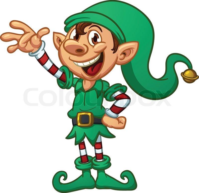 800x776 Elf Clipart Funny