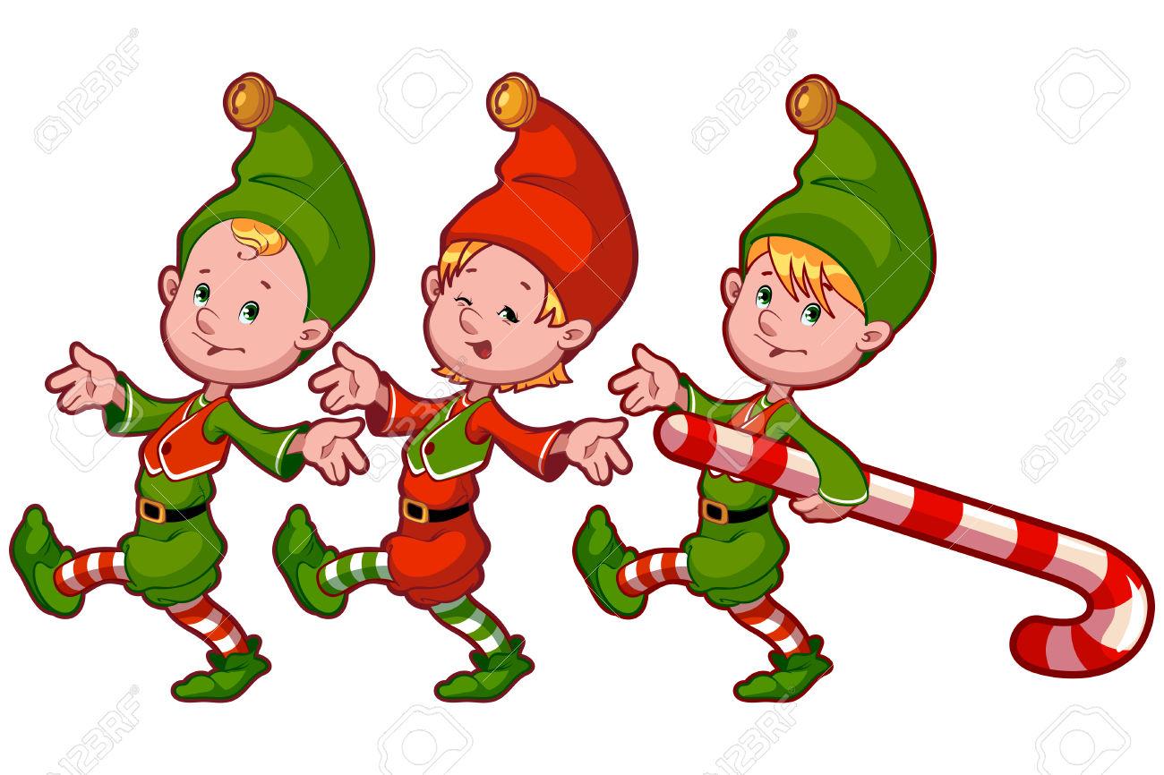 1300x866 Elf Clipart Santa Helper