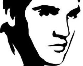 340x270 Celebrity Clipart Elvis