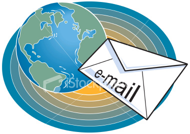 380x268 Electronic Mail Clipart
