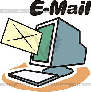 296x300 Clip Art Email Address Cliparts