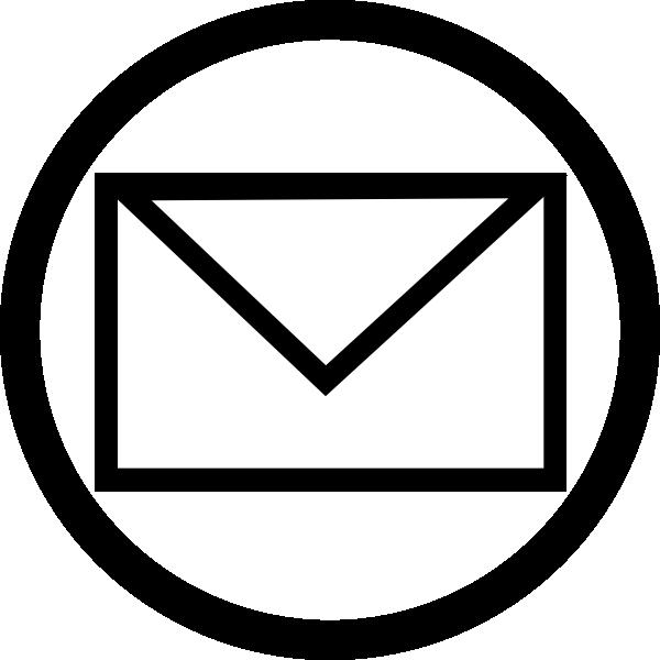 600x600 Email Logo As Clip Art
