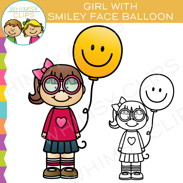 600x600 Emotion Clip Art , Images Amp Illustrations Whimsy Clips