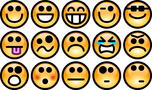600x357 Free Emotions Clip Art