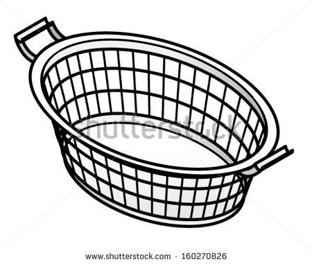 450x381 Top 68 Basket Clip Art