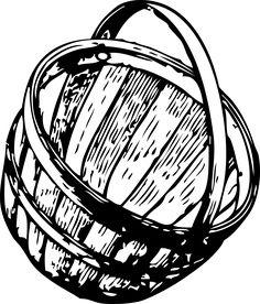 236x276 Apple Bushel Basket Clip Art Class Work For Libraries