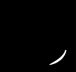 299x285 Apple Outline Clip Art Clipart Panda