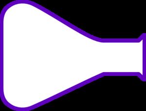 300x228 Empty Flask Clip Art