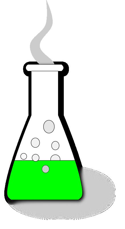 439x800 Liquid Clipart Chemistry Beaker