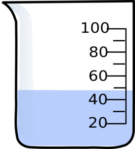 273x300 Measuring Jug Clipart