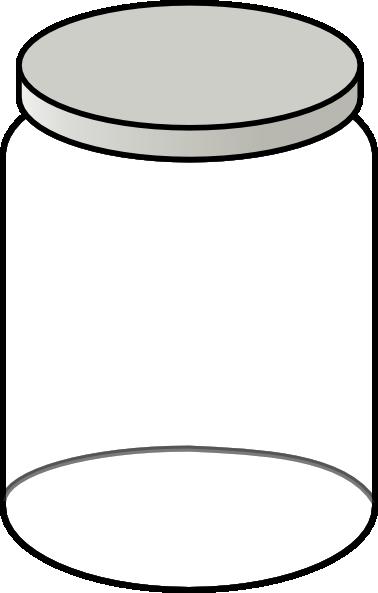 378x593 Clip Art Clear Jar Clipart
