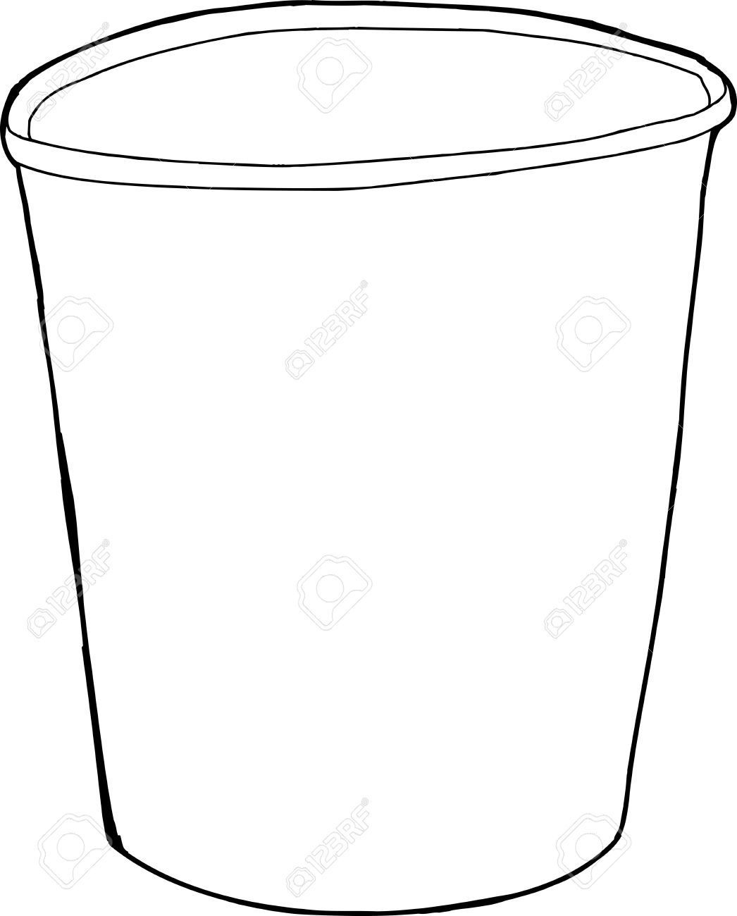 1046x1300 Cup Clipart Empty Cup
