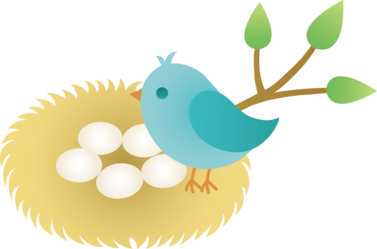 550x364 Nest Clipart Bird Nest