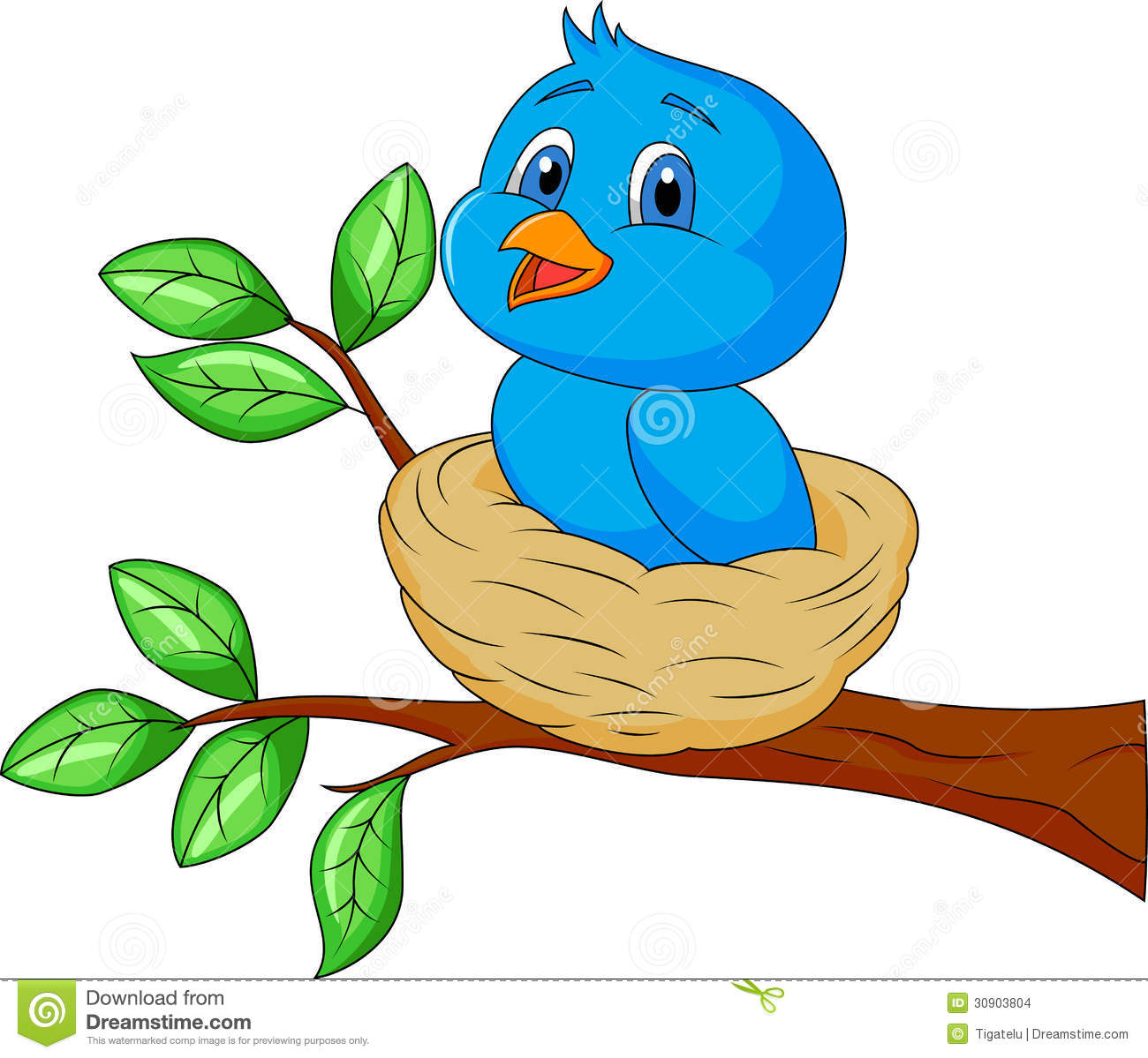 1300x1199 Bird Nest Clip Art