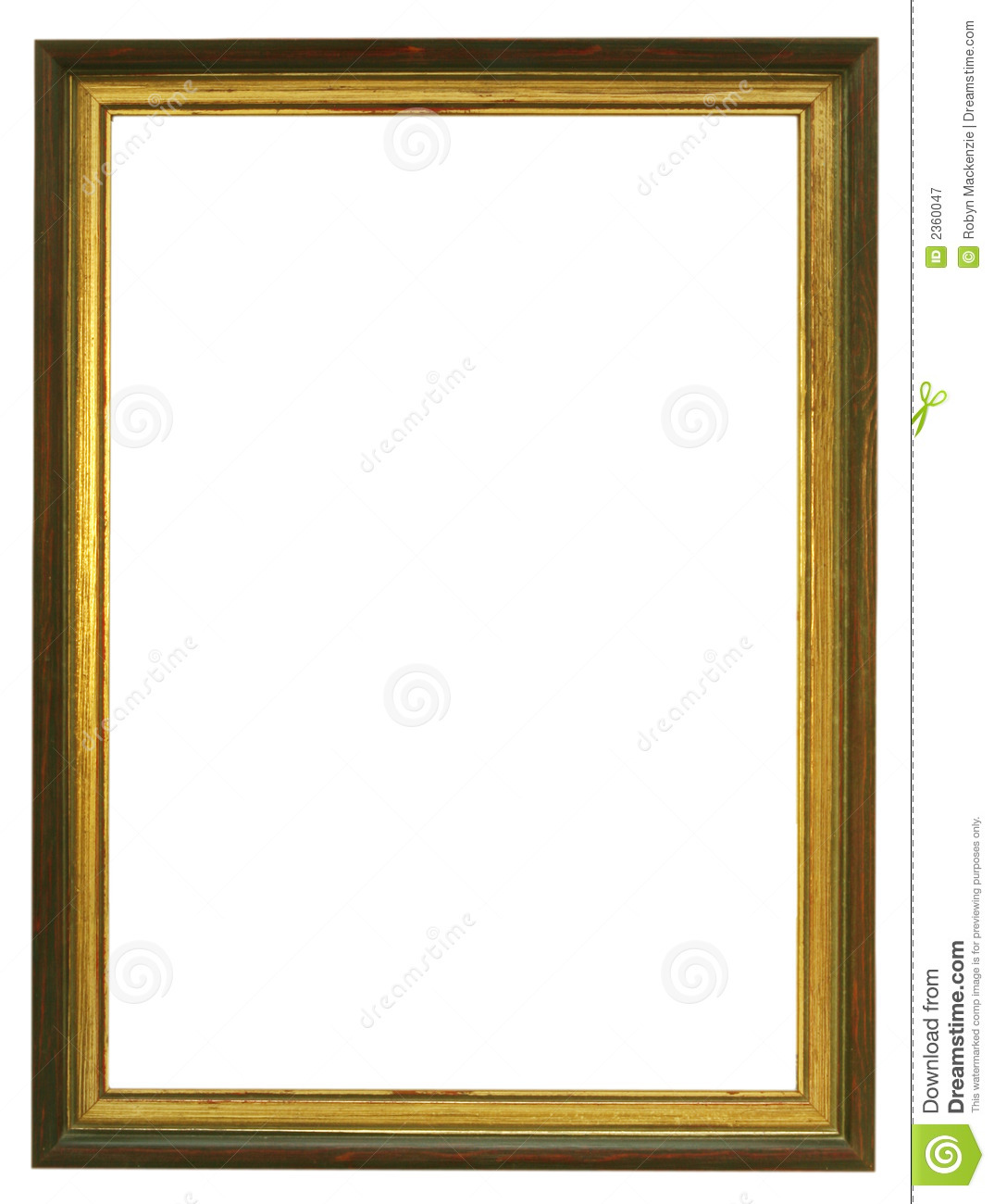 1074x1300 Empty Picture Frame Clipart