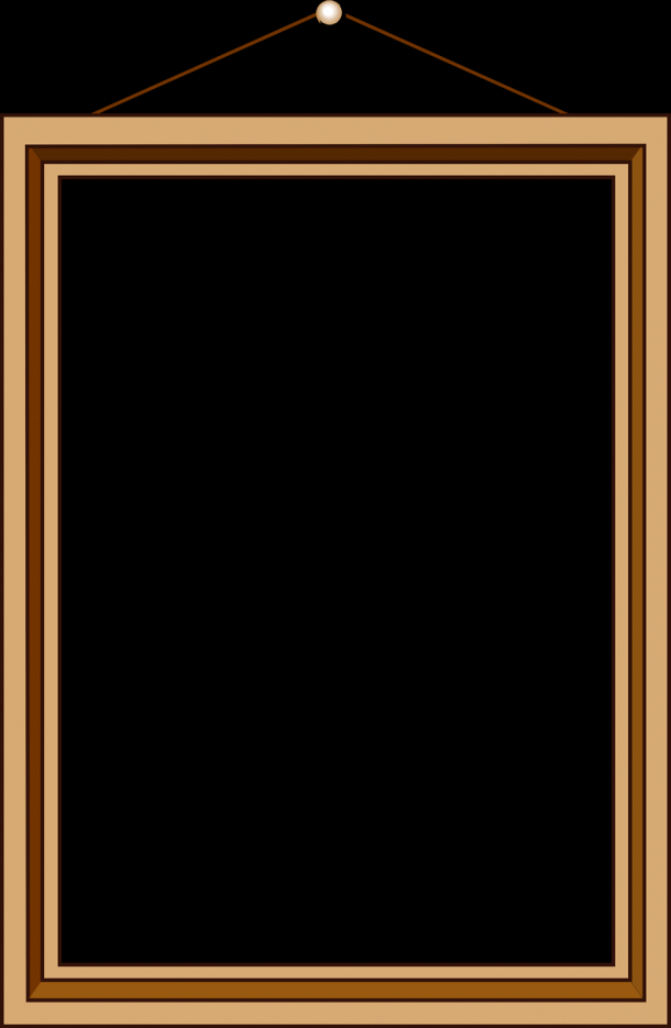 610x935 Uncategorized Picture Frame Clipart Uncategorizeds