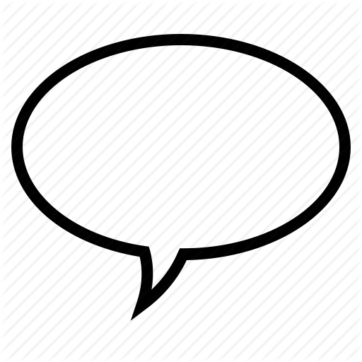 512x512 Bubble, Empty Bubble, Empty Speech, Empty Speech Bubble, No