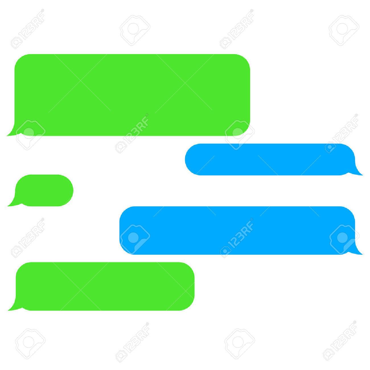 1300x1300 Message Clipart Bubble Speech