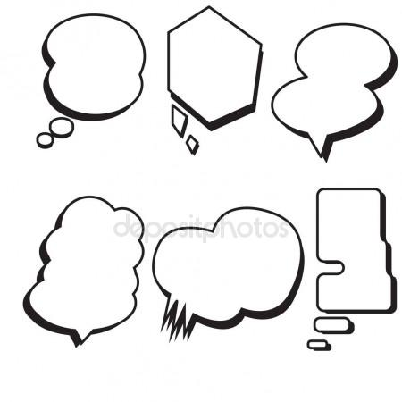 Empty Text Bubble   Free download best Empty Text Bubble on
