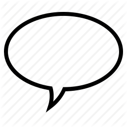 256x256 Bubble, Empty Bubble, Empty Speech, Empty Speech Bubble, No